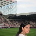 Aisha.Olympics 2012