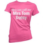 mrs tom daley