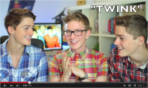 Twin Twinks Learn Gay Slang