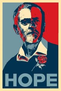 Corbyn - Obama