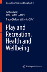 Play recreation health and wellbeing